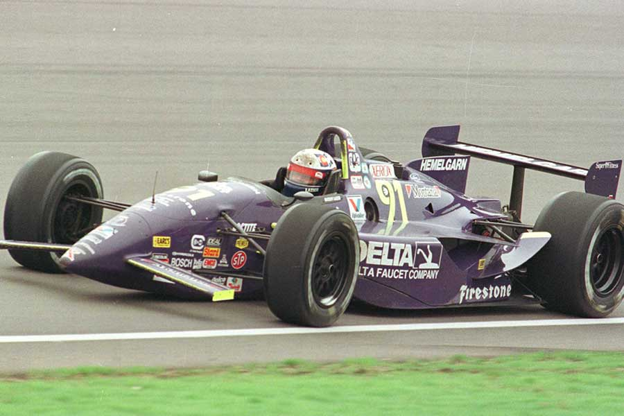1996: Buddy Lazier claims his maiden IndyCar victory in the biggest race of all