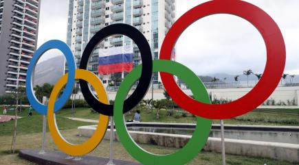 International Olympic Committee approves entry of 271 Russian athletes for Rio Olympics
