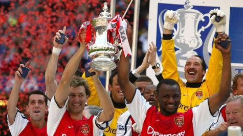 5 of the best FA Cup clashes between Arsenal and Manchester United