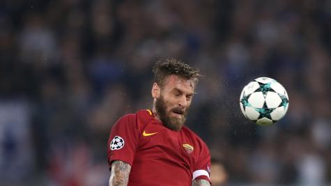 Roma win first post-Totti derby