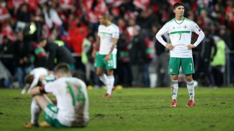 5 things from Northern Ireland's World Cup play-off heartache