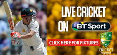 Cricket Listings