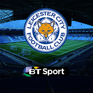 Watch Leicester City live on BT Sport