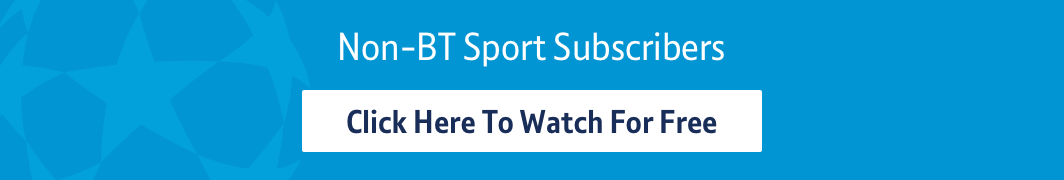 Watch the Champions League final with BT Sport
