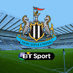 Watch Newcastle United live on BT Sport