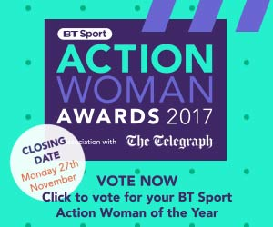 Action Woman Awards 2017