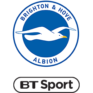Watch Brighton and Hove Albion live on BT Sport