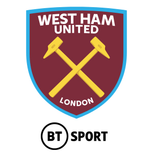 Watch West Ham live on BT Sport