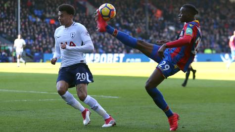 Hodgson reveals 'remarkable recovery' from MVP Zaha