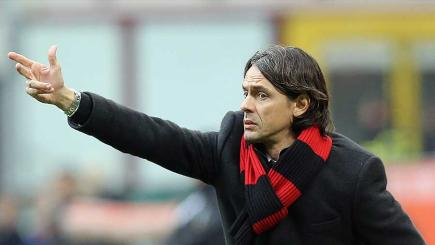 He's still got it! Inzaghi's sublime touchline flick