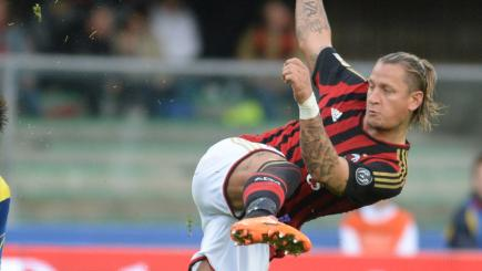 AC Milan defender Philippe Mexes
