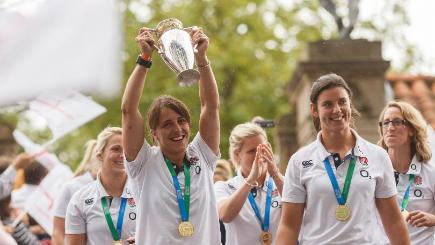 England's World Cup-winning women had a great August