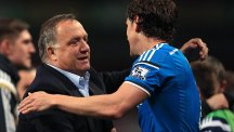 Sunderland boss Dick Advocaat, left, confirmed on Friday that he has been made an offer by the club