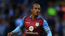 Gabby Agbonlahor is Aston Villa's club captain and longest serving player