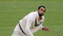 Fawad Ahmed will test England's batsmen with his brand of leg-spinning