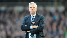Alan Pardew's Newcastle travel to Palace in the Capital One Cup