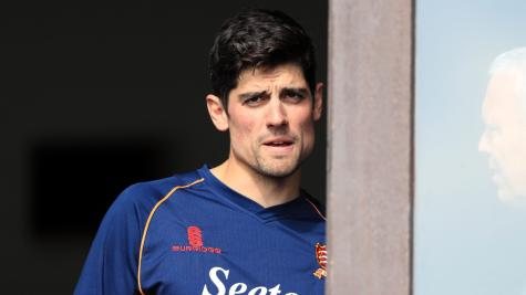 Alastair Cook set to begin season with Essex after injury