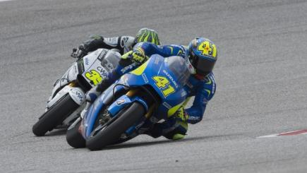 Espargaro sets the pace in Argentina