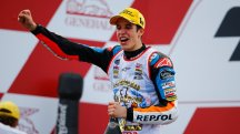Alex Marquez pre-selected for Laureus 'Breakthrough of the Year' Award