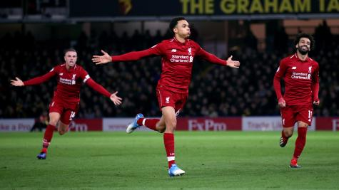 Klopp Defends Firmino Scoring Record After Goal Against Watford