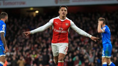 Sanchez's double for Arsenal ends fearless Bournemouth's hopes