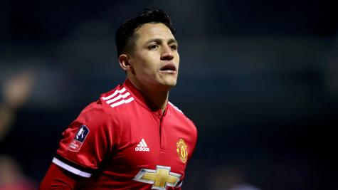 EPL: Alexis Sanchez scores as Manchester United beat Huddersfield