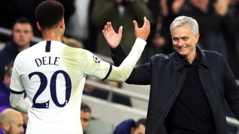 Alli knows he was wrong to joke about coronavirus, says Mourinho