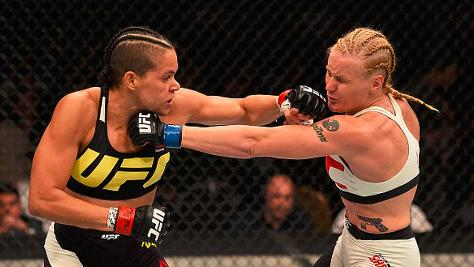 UFC 213: Amanda Nunes deserves a greater spotlight