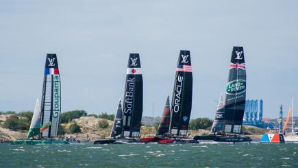 America's Cup: Gothenburg Day One Review