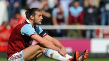 Andy Carroll is a relic of West Ham's past, writes Mike Calvin.