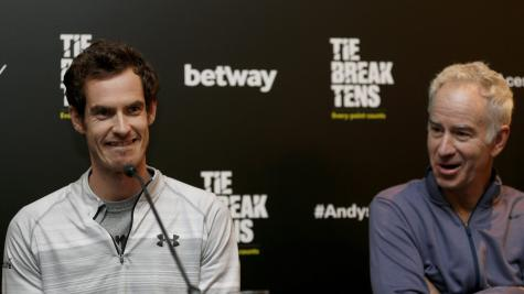 Andy Murray defends his record in the face of John McEnroe claim