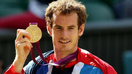 Andy Murray 1st to Win 2 Olympic Tennis Singles Golds ...