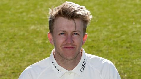 Angus Robson leaves Leicestershire