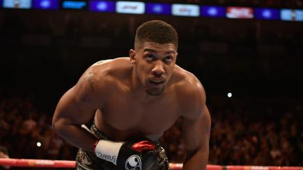 Haye: Joshua is the real deal but I'd beat him