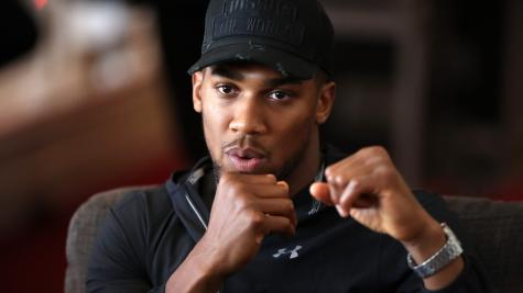 Anthony Joshua ready to 'express different approach' against Kubrat Pulev