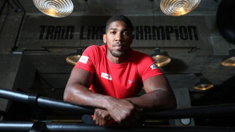 Anthony Joshua to fight Kubrat Pulev in Cardiff on October 28