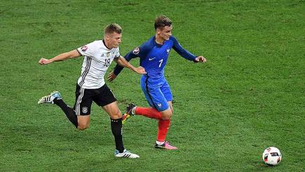 Germany v France: Live stream, TV coverage and match preview   BT Sport