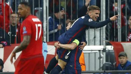 Atletico Madrid Qualify For 2016 Champions League Final