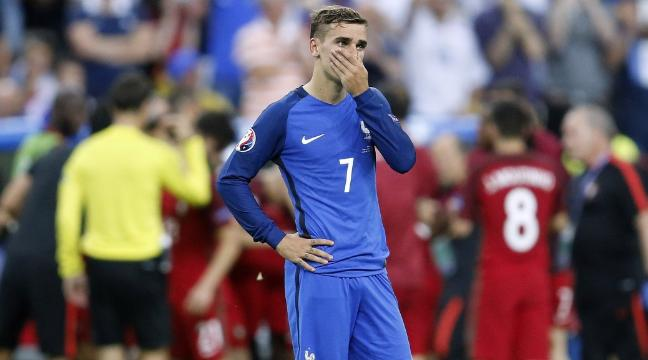 ecd55a26610d53 Antoine Griezmann struggling to get to grips with