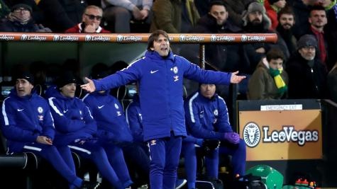 Antonio Conte Doesn't Rule out Chelsea Departure; Massimiliano Allegri Linked
