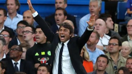 Antonio Conte takes the sub way to success with Chelsea