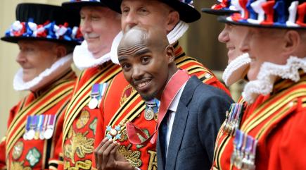 Arise Sir Mo? Calls for Farah to be knighted | BT Sport