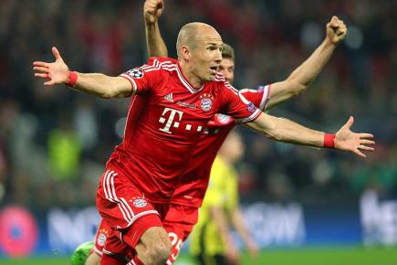 Arjen Robben (Getty Images)