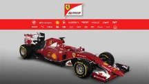 Ferrari unveiled their new car on Friday - the SF15-T