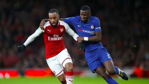Arsenal and Chelsea to meet in Dublin pre-season derby