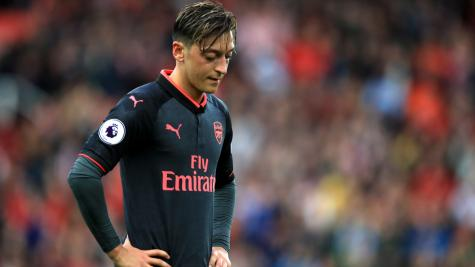 34ff0628c3c Arsenal boss Arsene Wenger defends Mesut Ozil  All players have weaknesses