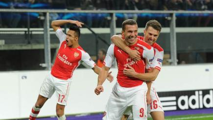Experience pays for Gunners