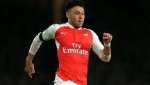 Alex Oxlade-Chamberlain has suffered another knee setback