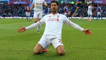 Emre Can scored Liverpool's third