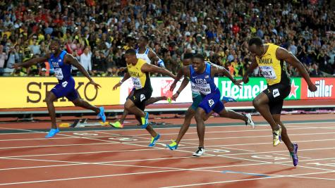 London to host inaugural eight-nation Athletics World Cup